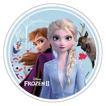 Vahvlipilt Frozen 2-1