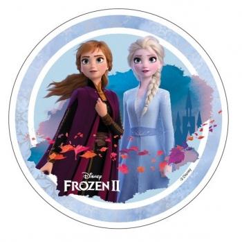 Vahvlipilt Frozen 2-4