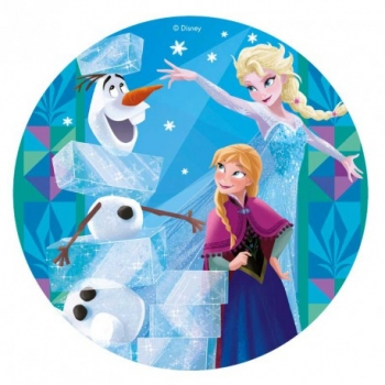 Vahvlipilt Frozen