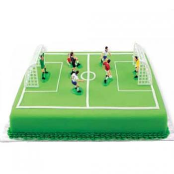 Jalgpalli komplekt plastikust