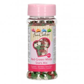 Suhkrutähekesed mix 60g