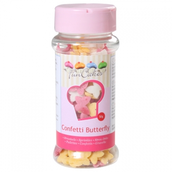 Suhkruliblikad Butterfly 50g