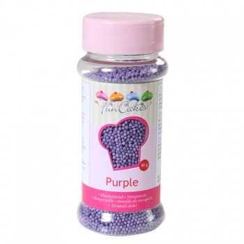 Nonparellid lillad Purple 80g