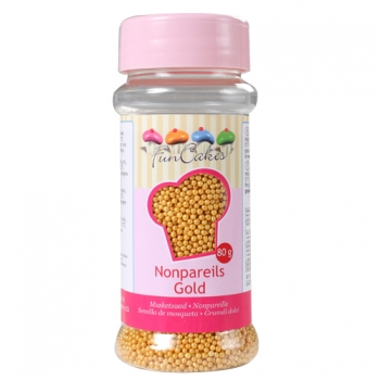 Nonparellid kuldsed Gold 80g