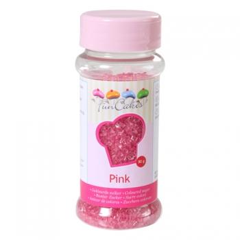 Kristallsuhkur roosa Pink 80g