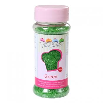 Kristallsuhkur roheline Green 80g