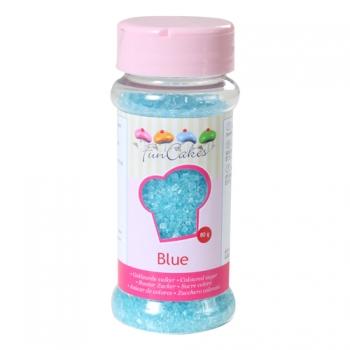 Kristallsuhkur sinine Blue 80g