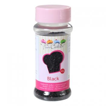 Kristallsuhkur must Black 80g