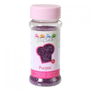 Kristallsuhkur lilla Purple 80g