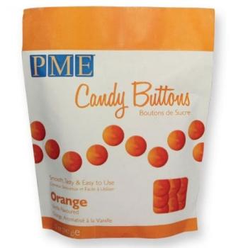Glasuur Candy Melts Oranž 340g