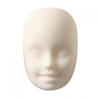 Silikoonvorm nägu