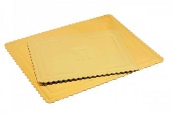 Tordialus Gofroo kuldne 21x29,7cm