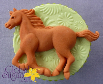 Silikoonvorm Hobune