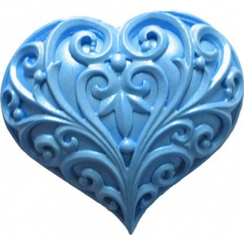 Silikoonvorm ornament Süda