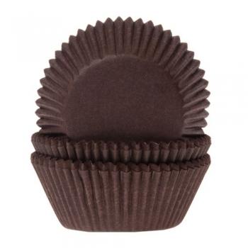Muffinipaber Pruun mini 60tk