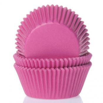 Muffinipaberid mini roosad 60tk