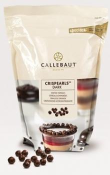 Krõbedad teraviljagraanulid šokolaadis Callebaut 72g