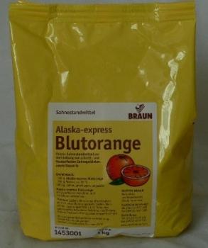 Vahkoore stabilisaator Alaska-express Veriapelsinimaitseline 200g