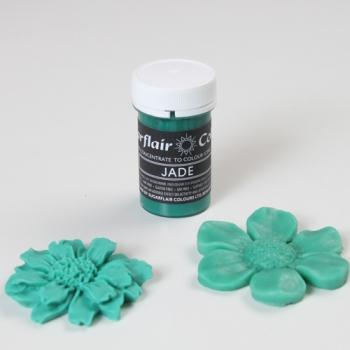 Nefriitroheline (Jade) toiduvärv pastana 25g