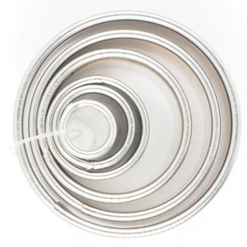 Metalllõikurite komplekt ringid 6tk