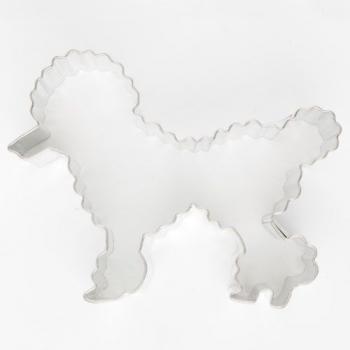 Metalllõikur koer Puudel
