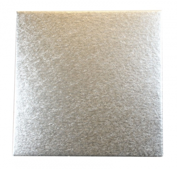 Tordialus Hõbedane ruut 20,3x20,3cm