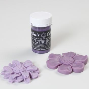 Lavendlililla (Lavender) toiduvärv pastana 25g