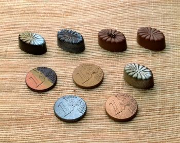 Šokolaadivorm plastikust Eurod