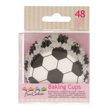Muffinivormid Jalgpall 48tk