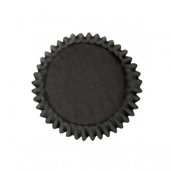 Muffinipaberid mustad 50tk