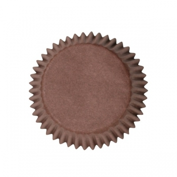 Muffinipaberid pruunid 50tk