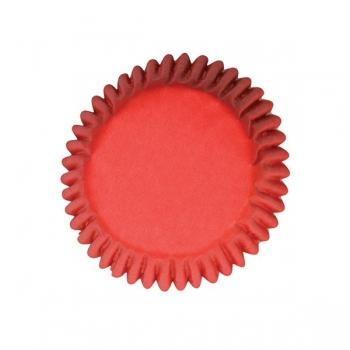 Muffinipaberid punased 50tk