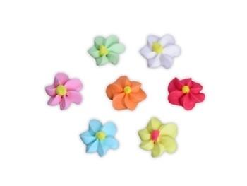 Suhkruglasuuri lilled Nelk mix 25 tk