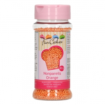 Nonparellid oranžid Orange 80g