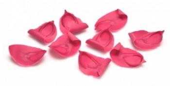 Šokolaadist Roosi kroonlehed tumeroosad 100g