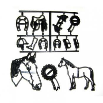 Hobused ja hobutarvikud 13 osa