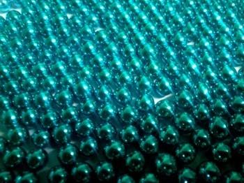 Suhkrupärlid metallik Sinised 25g