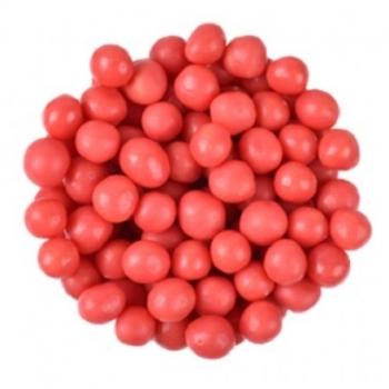 Krõbedad punased šokolaadipärlid 50g