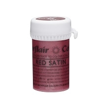 Satiin Punane (Red Satin) 25g