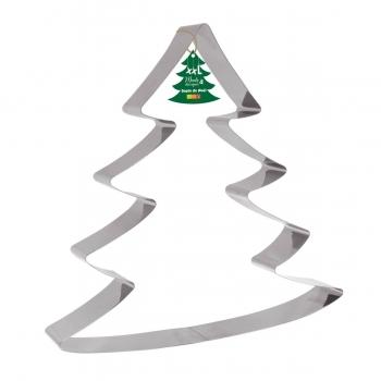 Metalllõikur jõulupuu XXL Christmas Tree 30cm