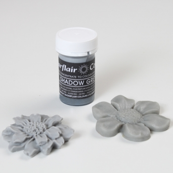 Varjuhall (Sadow grey) toiduvärv pastana 25g