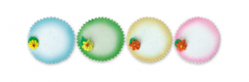 Suhkruplaat roheline 1tk