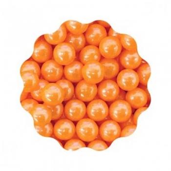 Suhkurpärlid Oranžid 25g