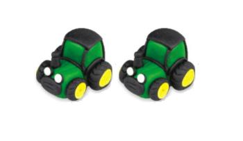 Traktor suhkrust roheline