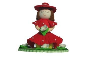 Tüdruk Punane